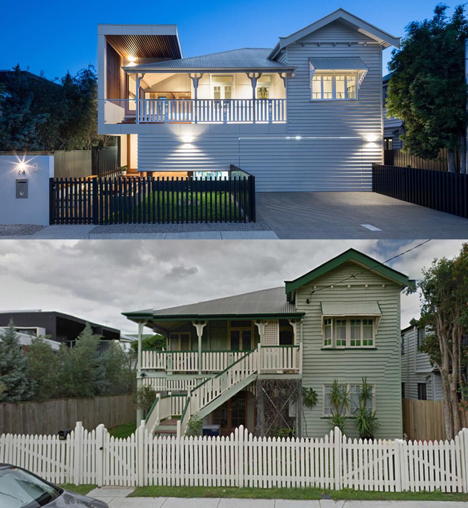 100 modern queenslander homes designs queensland for New home designs brisbane